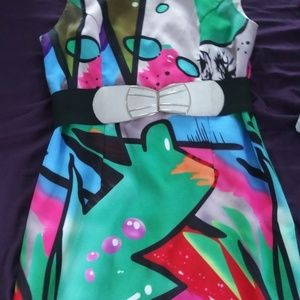 Used X.A JIA Dress size XXL